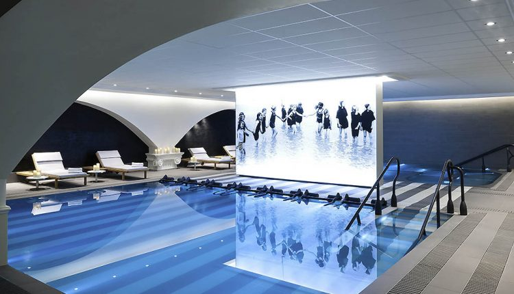 Cures Marines Trouville Hotel Thalasso and Spa