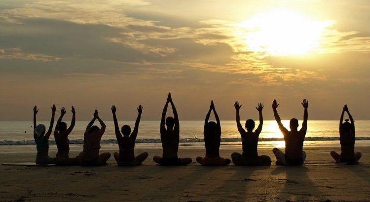 Coup de coeur pour Yoga journal