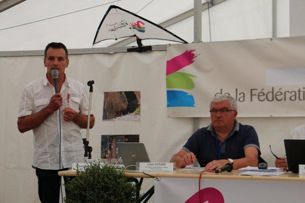 Entretien avec Armand Jamier, Président de la Fédération française de naturisme