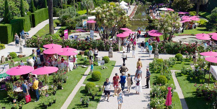 Fête des Roses et des Plantes-Villa et Jardins Ephrussi de Rothschild