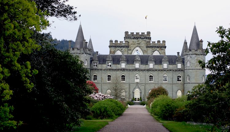 Inveraray2_Castle_David_Raynal
