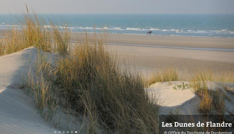 dunes de Flandre-EDEN @Office du Tourisme de Dunkerque
