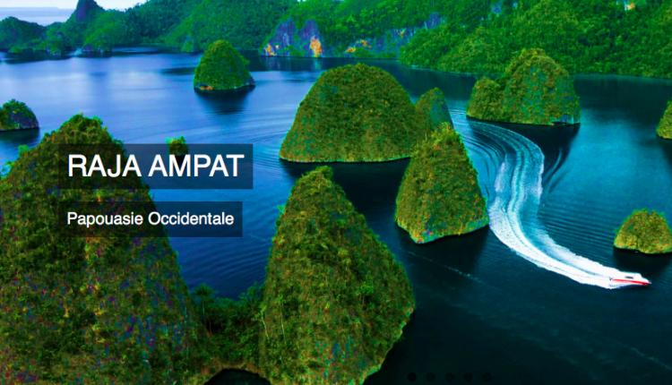Raja_Ampat_Papouasie-Indonesie @Wonderful Indonesia