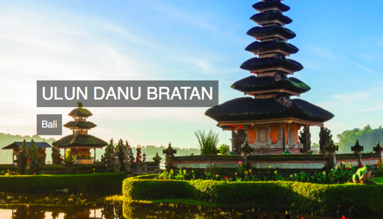 Ulun_Danu_Bratan-Indonésie @Wonderful Indonesia