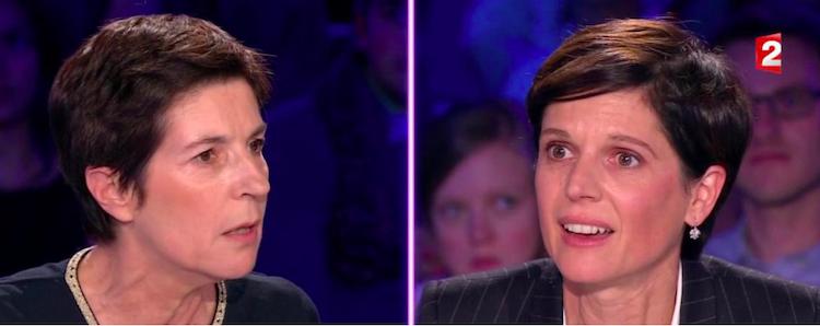 #ONPC : Christine Angot versus Sandrine Rousseau. Réagissons !