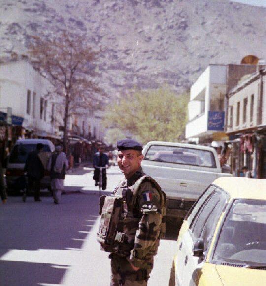 © Laurent PACCAUD à Kaboul 2001 sur Miss Konfidentielle