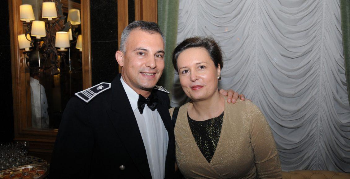 Laurent et Séverine Paccaud à Rome sur Miss Konfidentielle