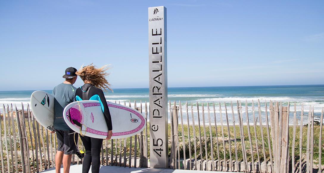 surfeurs-45-eme-parallelle-Lacanau-sur-misskonfidentielle © ville de Lacanau