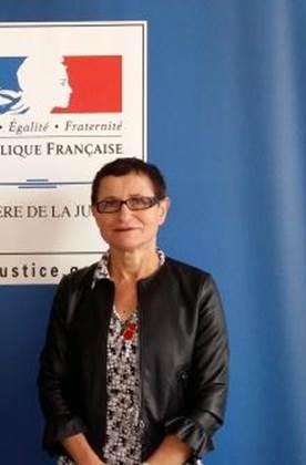 Miss Konfidentielle à la rencontre de Valérie Dervieux, magistrate, cour d'appel de Paris © Valérie Dervieux