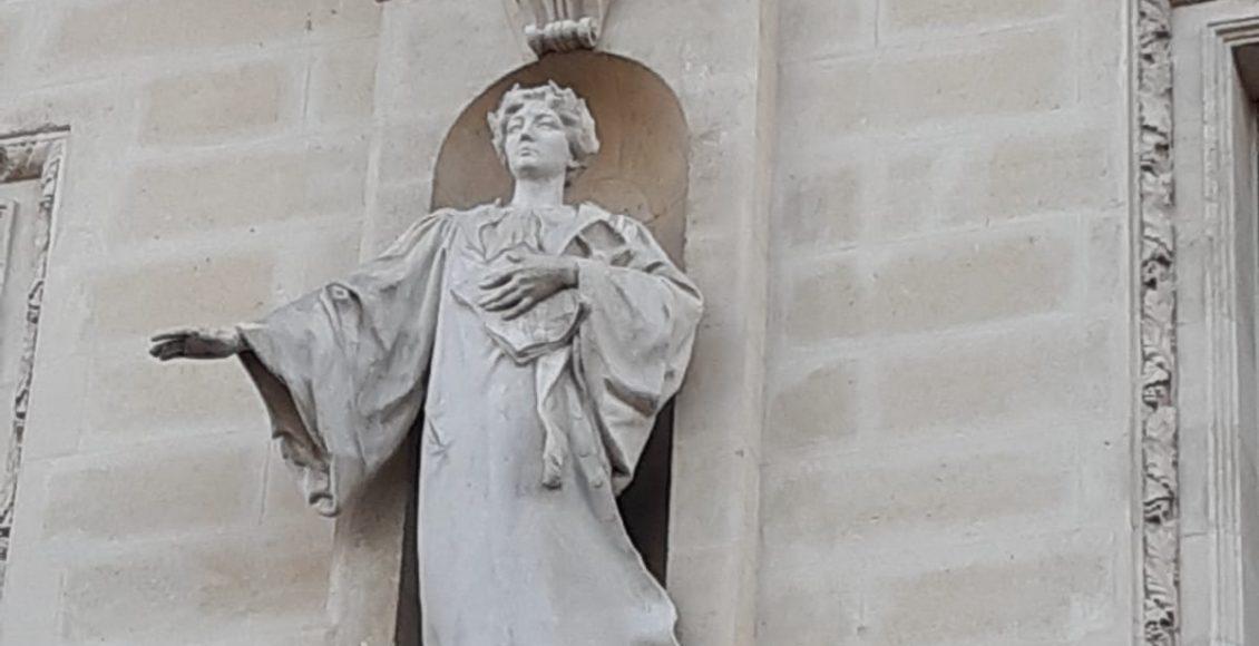 Miss Konfidentielle – Valérie Desforges à la rencontre de Valérie Dervieux, magistrate, cour d'appel de Paris © Valérie Dervieux